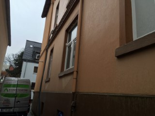 Mehrfamilienhaus mit EPS-Granulat WLG 033 von innen gedämmt