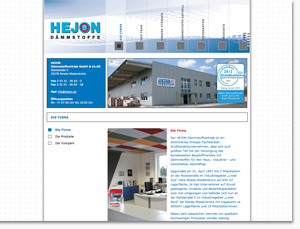 Website: Hejon