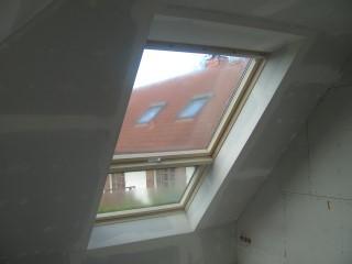 Trockenbau - Dachgeschossausbau